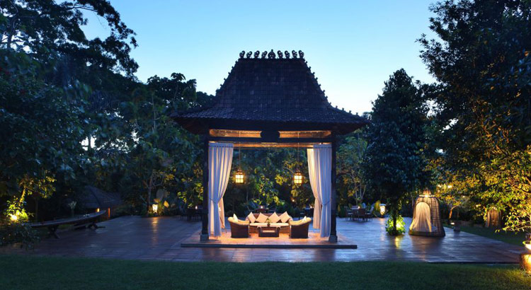 The Plataran Bali Resort Spa