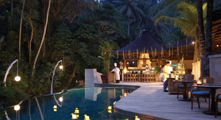 four season resort sayan wedding venue - happy bali wedding