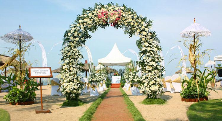 Bali Tropic Wedding