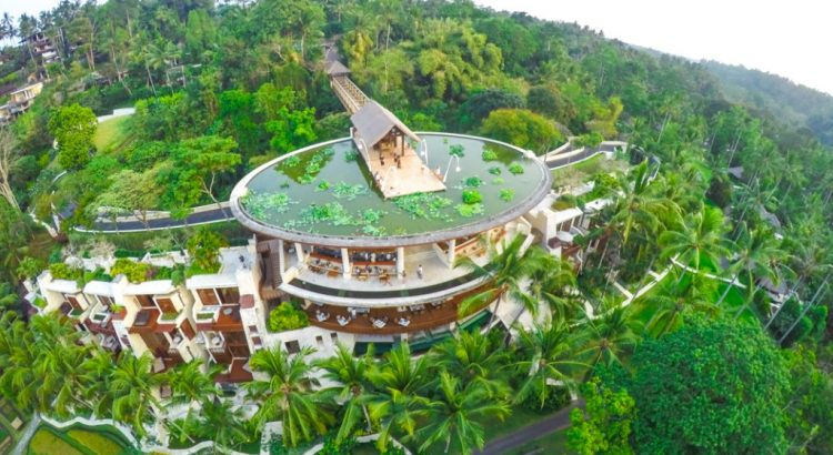 Four Season Resort Sayan Wedding Venue In Ubud
