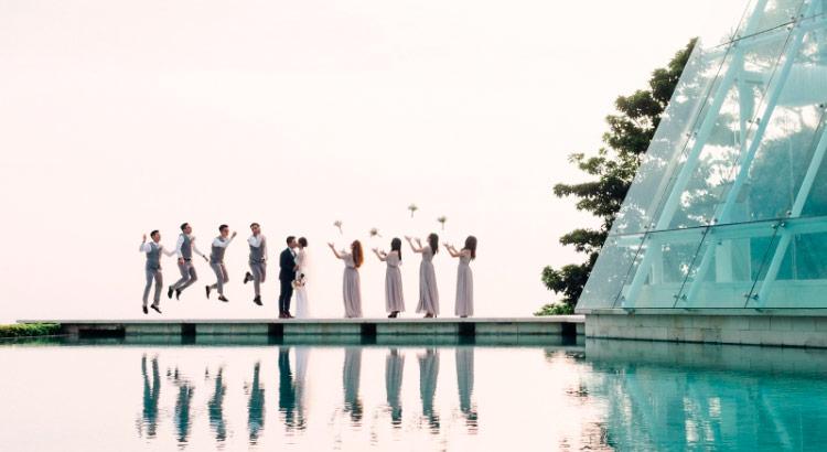 tirtha luhur uluwatu - happy bali wedding