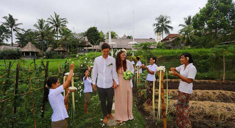 Wapa Di Ume Ubud Wedding