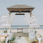 ayodya resort beach wedding venue