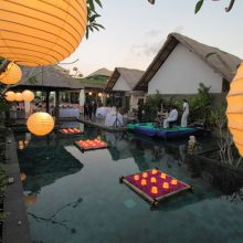 de uma lokha luxury villa wedding in seminyak