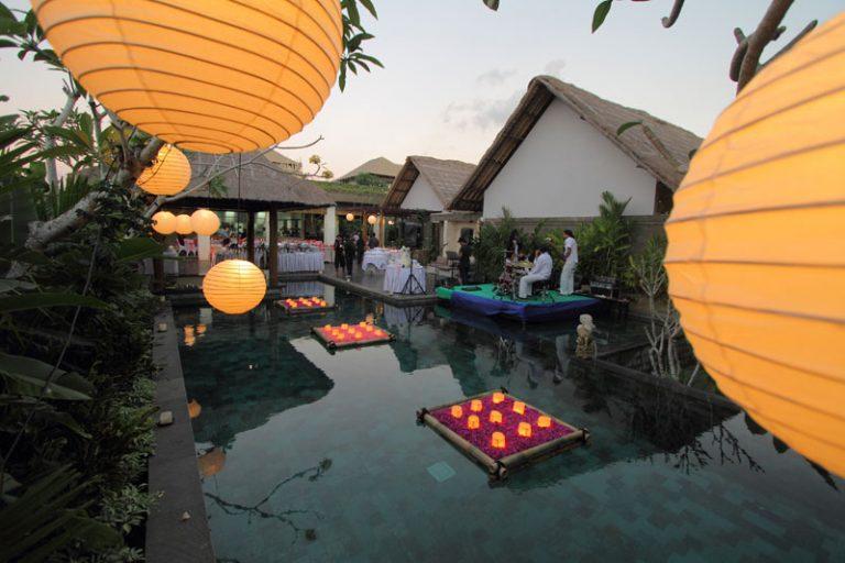 de uma lokha luxury villa wedding in seminyak