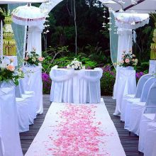 maya ubud resort - happy bali wedding