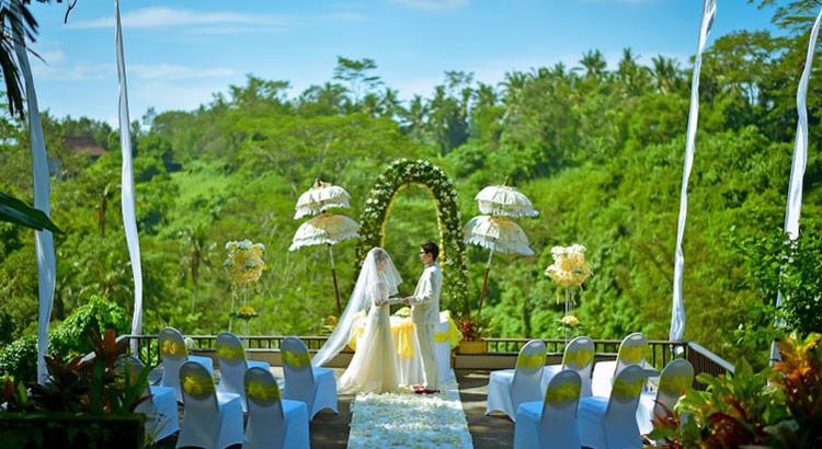 maya ubud villas wedding
