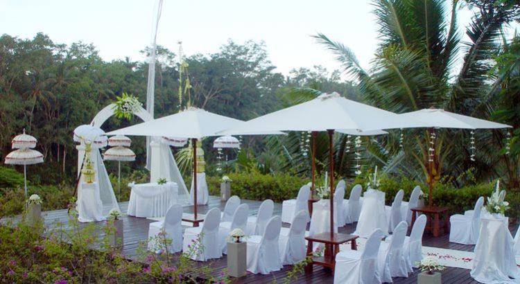 maya ubud resort wedding venue