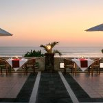 pelangi bali hotel seminyak - sunset party