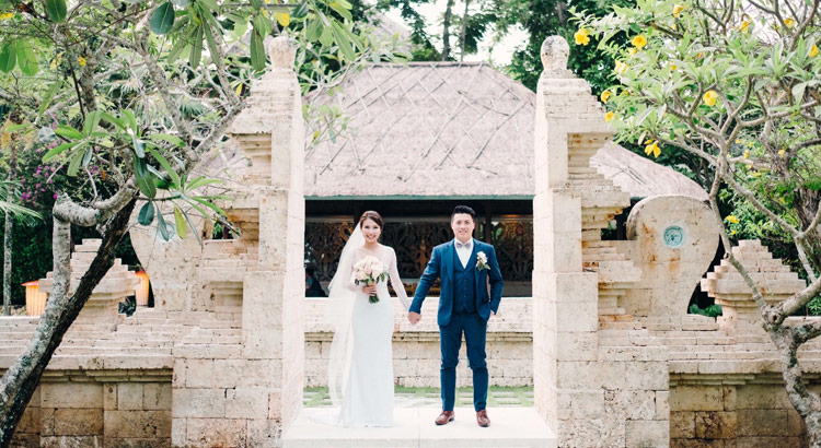 Tirtha Uluwatu Wedding Package