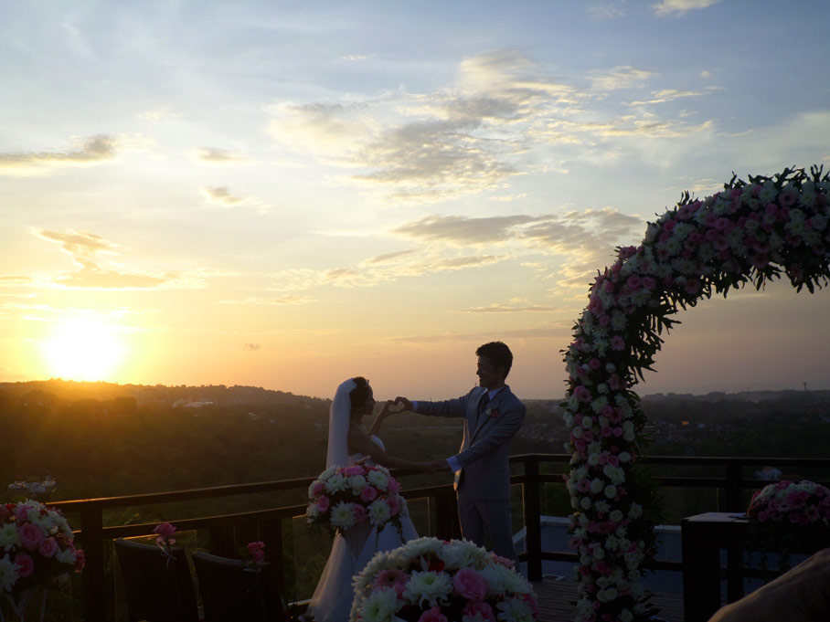 yasuko kanji from japan - bali weddings