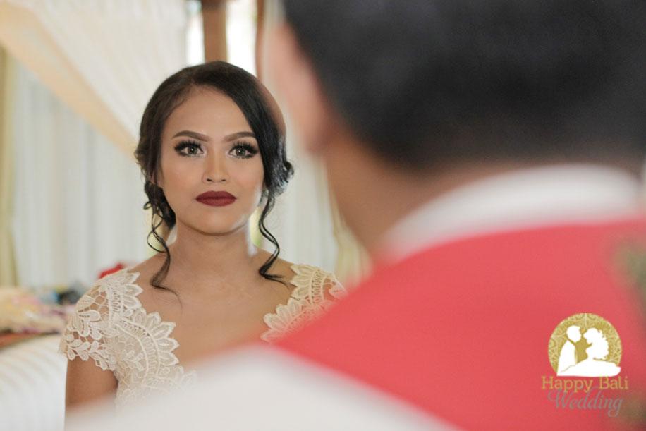 beautiful girl tiwi weddings - happy bali wedding