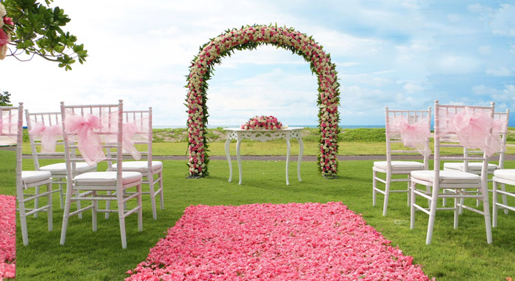 bali wedding decoration