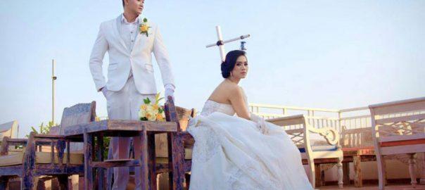Paras Paros Marina Lodge Bali Wedding