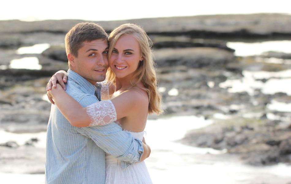 jamie & jason commitment wedding in bali