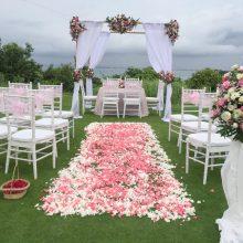new kuta golf wedding venue