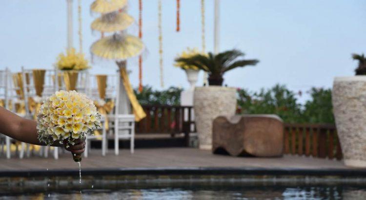 the sintesa jimbaran wedding decoration