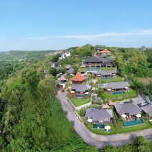 Hidden Hills Villas Uluwatu Wedding Package