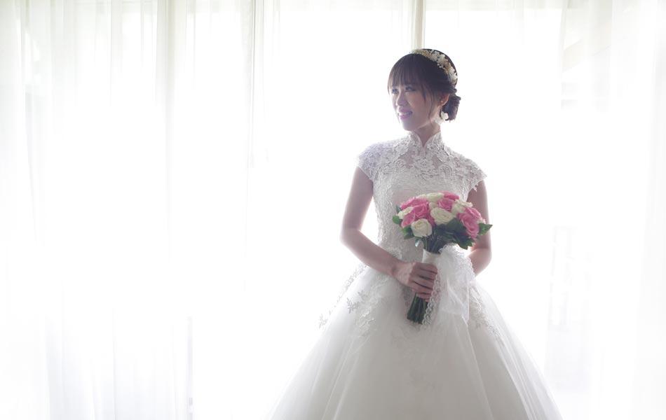 tao xiaoning & zhao hui liang bali wedding ceremony