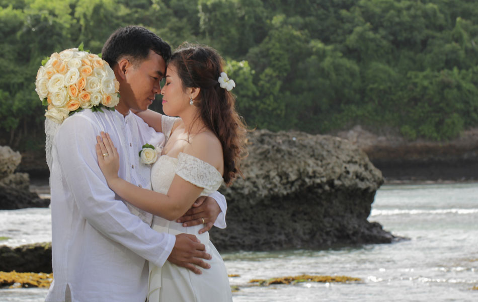 Mary Grace and Paulo Haguring wedding anniversary in bali