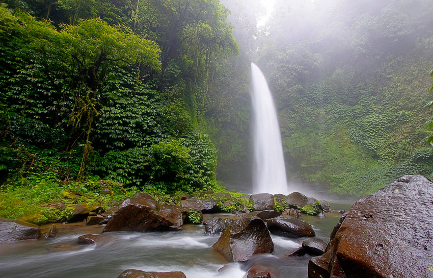 nungnung waterfall