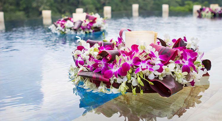 puri wulandari water packages wedding