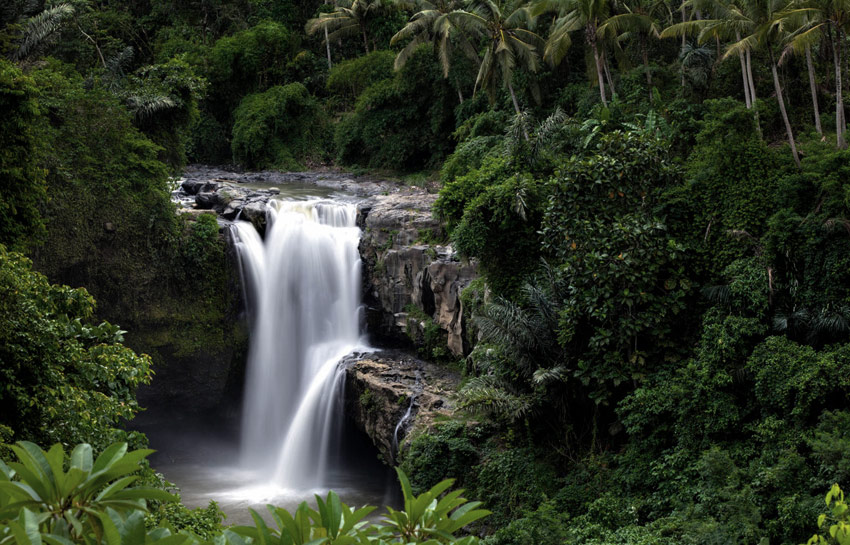 tegungan waterfall