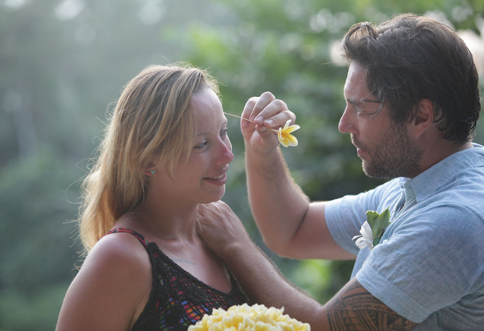 sylvia marcus bali wedding commitment