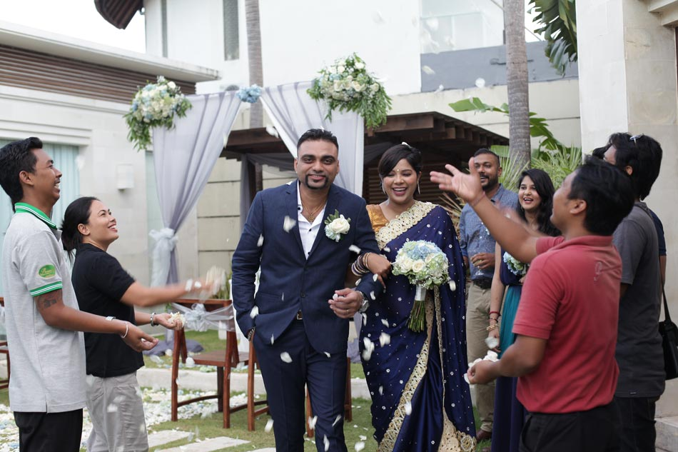 Arul and Randhika - Bali Wedding Anniversary