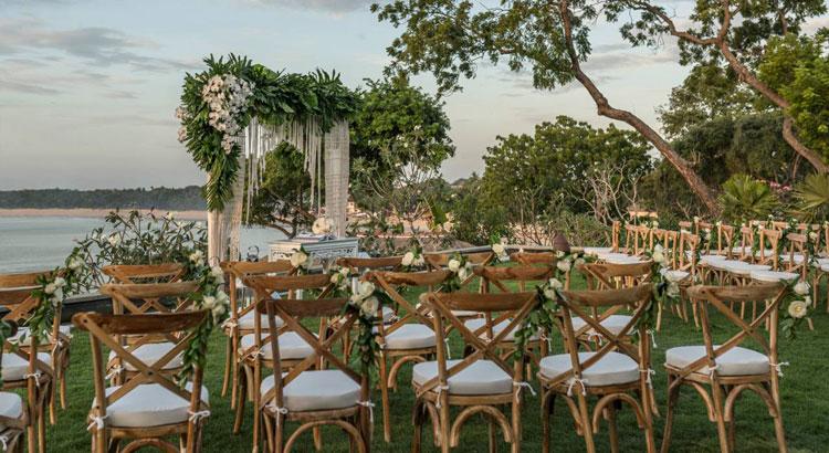 four season jimbaran bay wedding venue