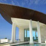 hilton bali beach resort wedding chapel venue