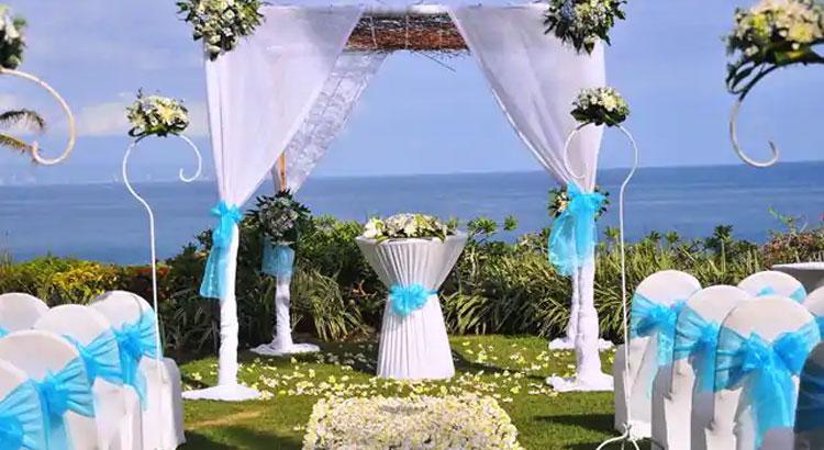 hilton bali beach resort wedding venue