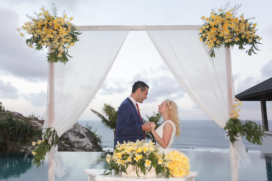 waldin Pavla commitment bali wedding