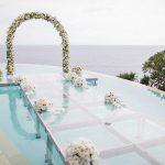 karma kandara beach resort bali wedding