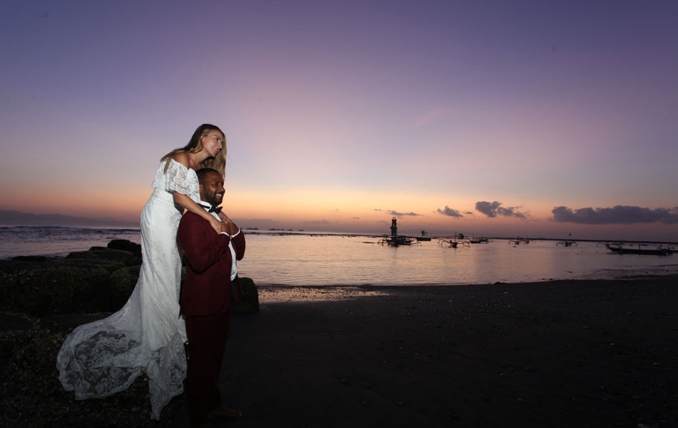 bali preWedding photos