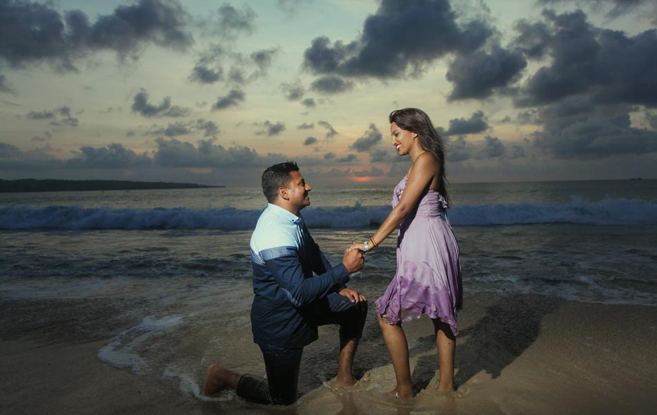 anola and wizley bali sunset prewedding photoshot
