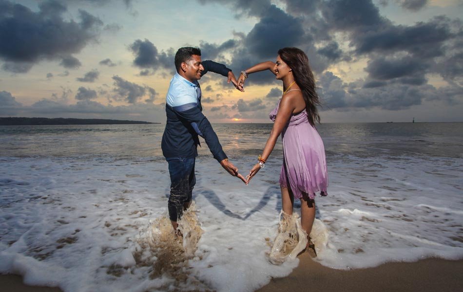 anola and wizley bali beach prewedding photoshot