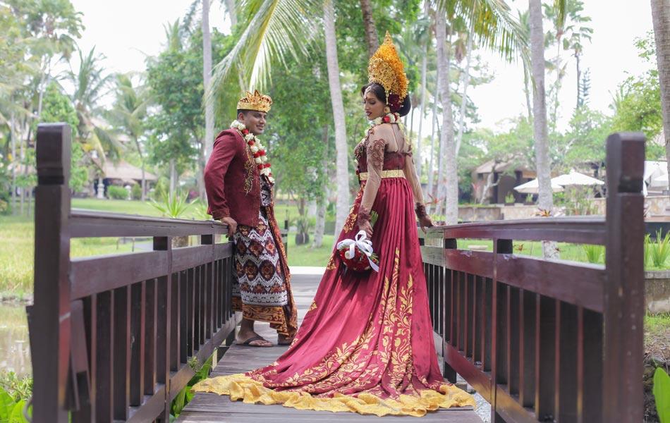 balinese wedding custom anola and wizley