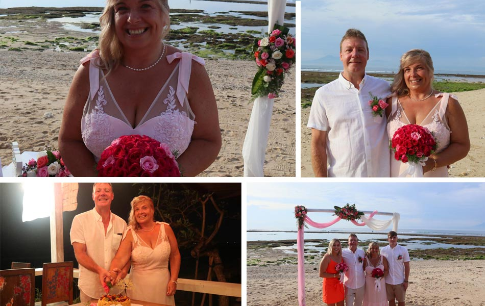 Laura and Billy celebrated their 30th Wedding Anniversary