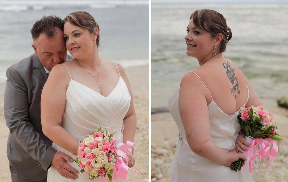 Angela and Craig Wedding Anniversary - Balangan Beach Bali
