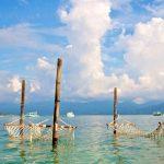 karma reef gili meno lombok indonesia