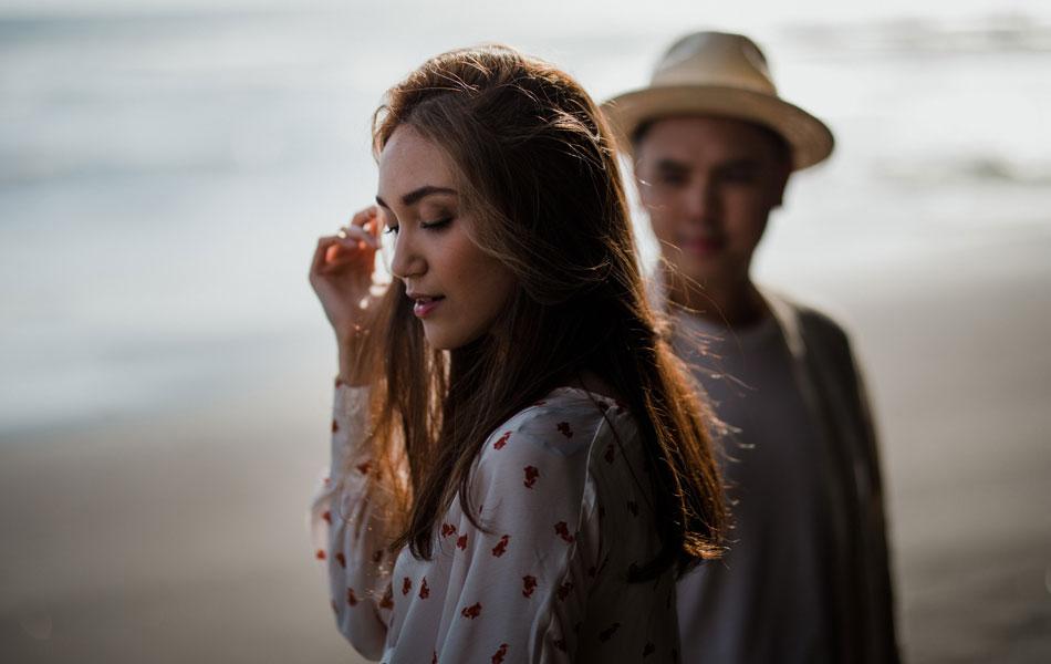 Elena and Jefferson - Bali Pre Wedding Photoshoot