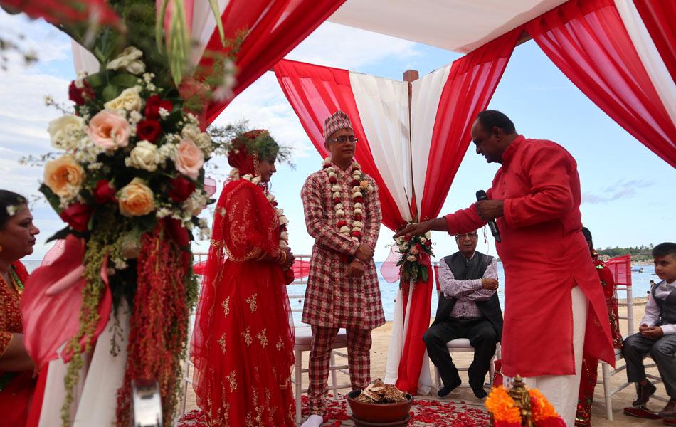 Niru and Bishwash - Indian Bali Wedding Ceremony