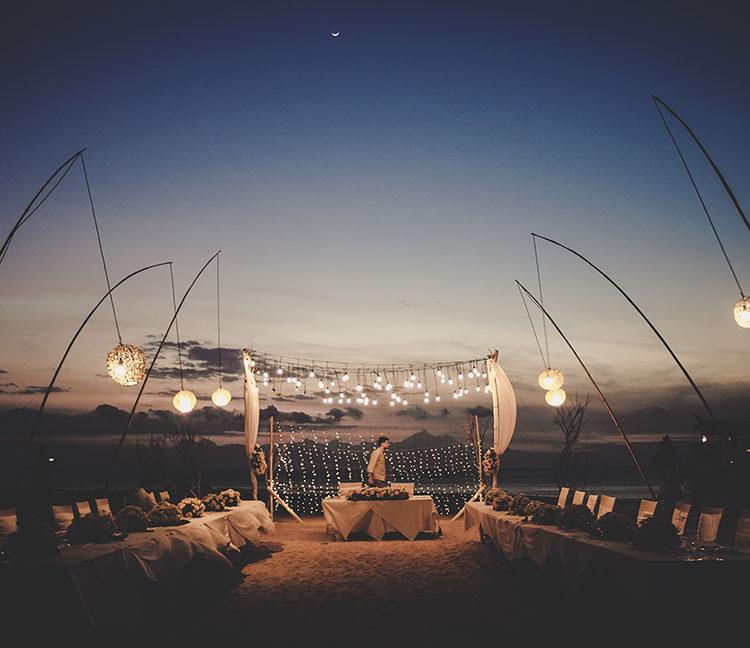 Wedding Venues in Gili Islands