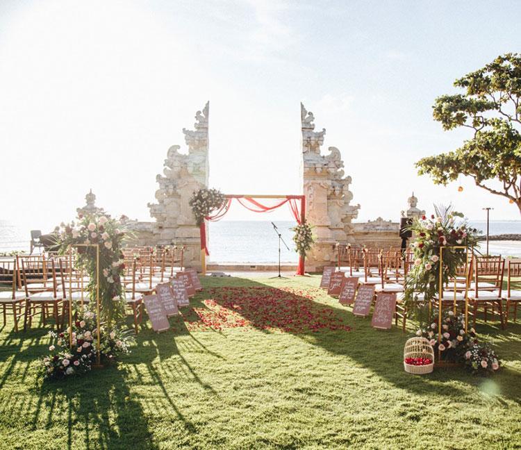 Wedding Venues in Kuta