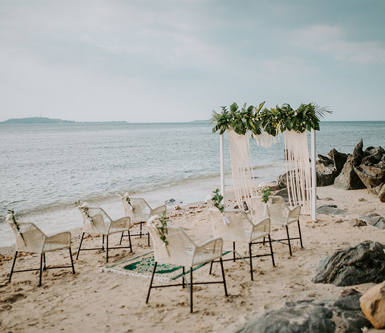 Wedding Venues in Lombok