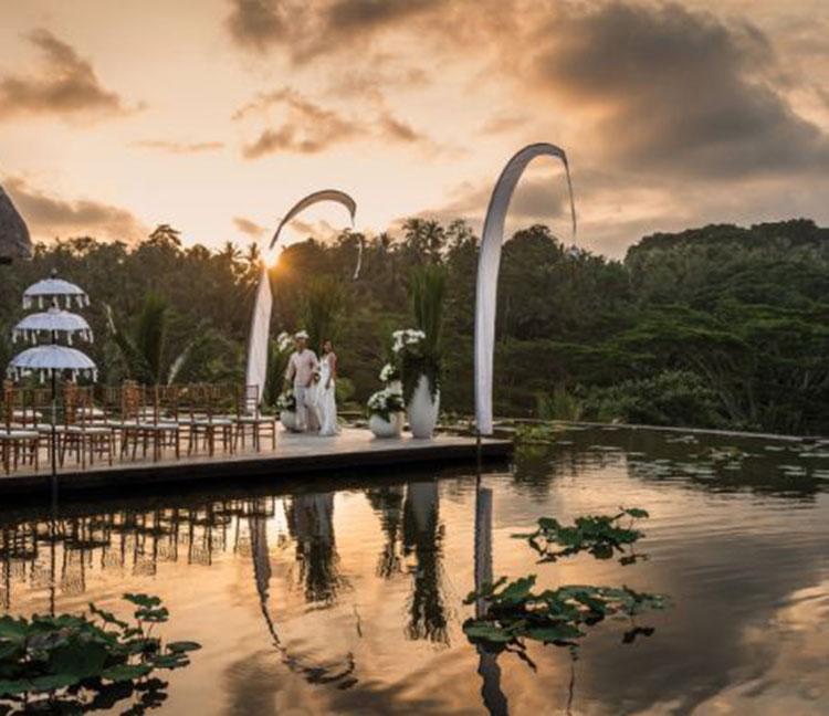 Wedding Venues in Ubud