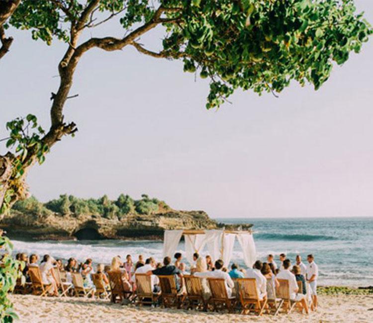 Wedding Venues in Nusa Lembongan