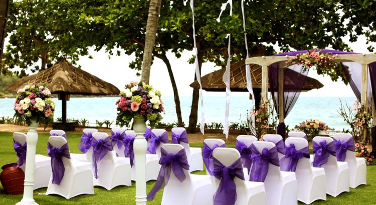 intercontinental bali resort wedding venue