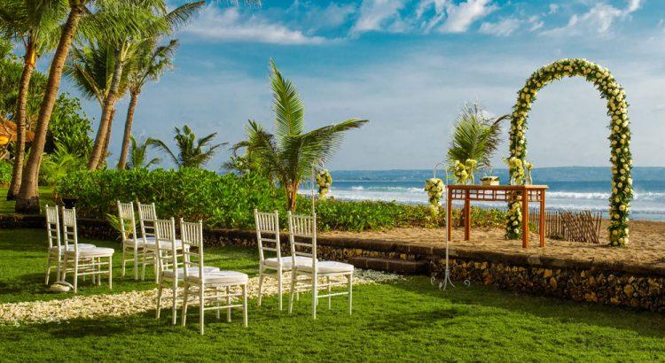 the oberoi bali wedding venue